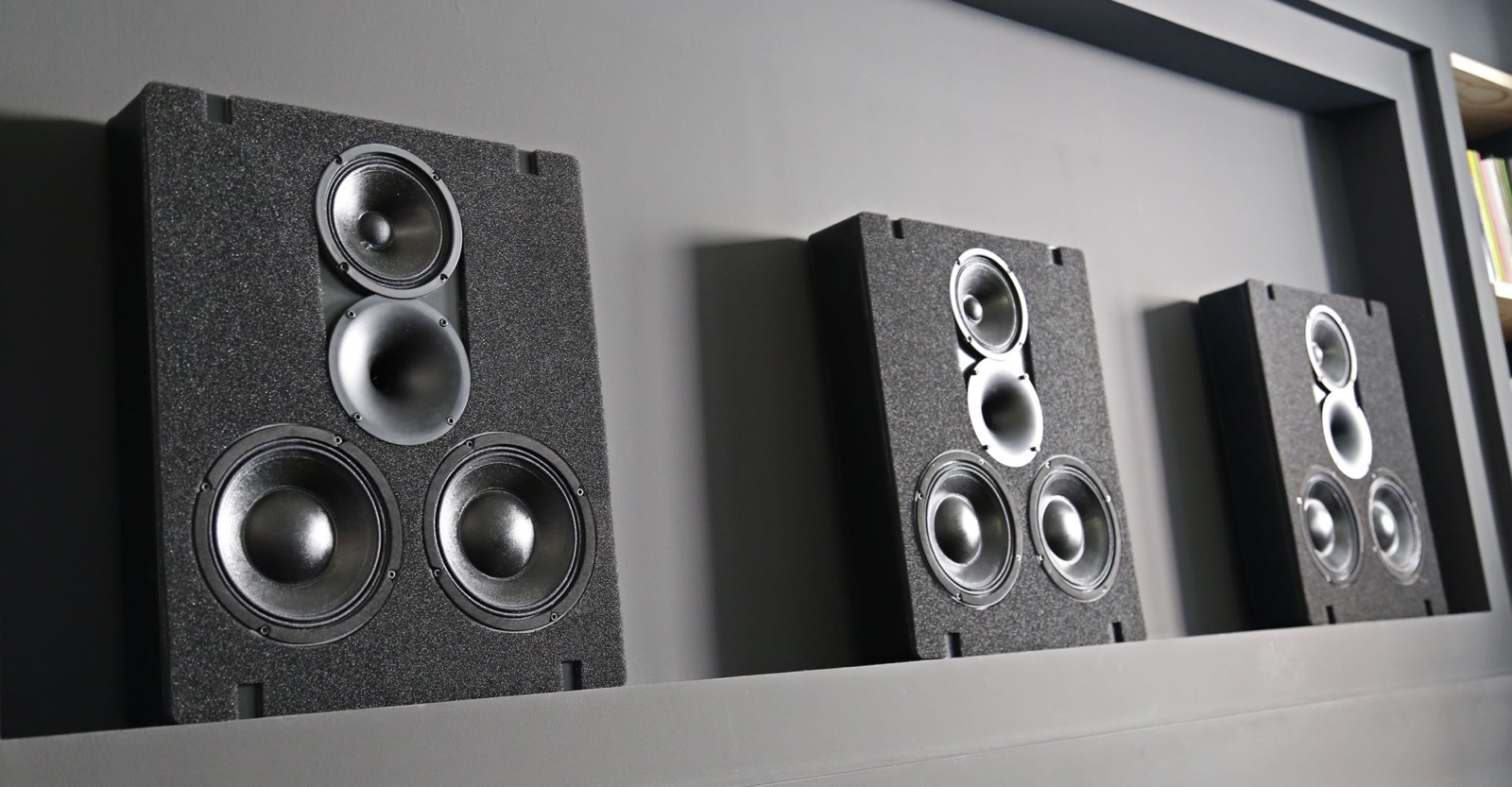 Audio Excellence Home Cinema High End Screen Loudspeakers How To Install Theater System It Has Been Specially Designed For Dedicated Installations Reproduce The True Sound At Same Quality And