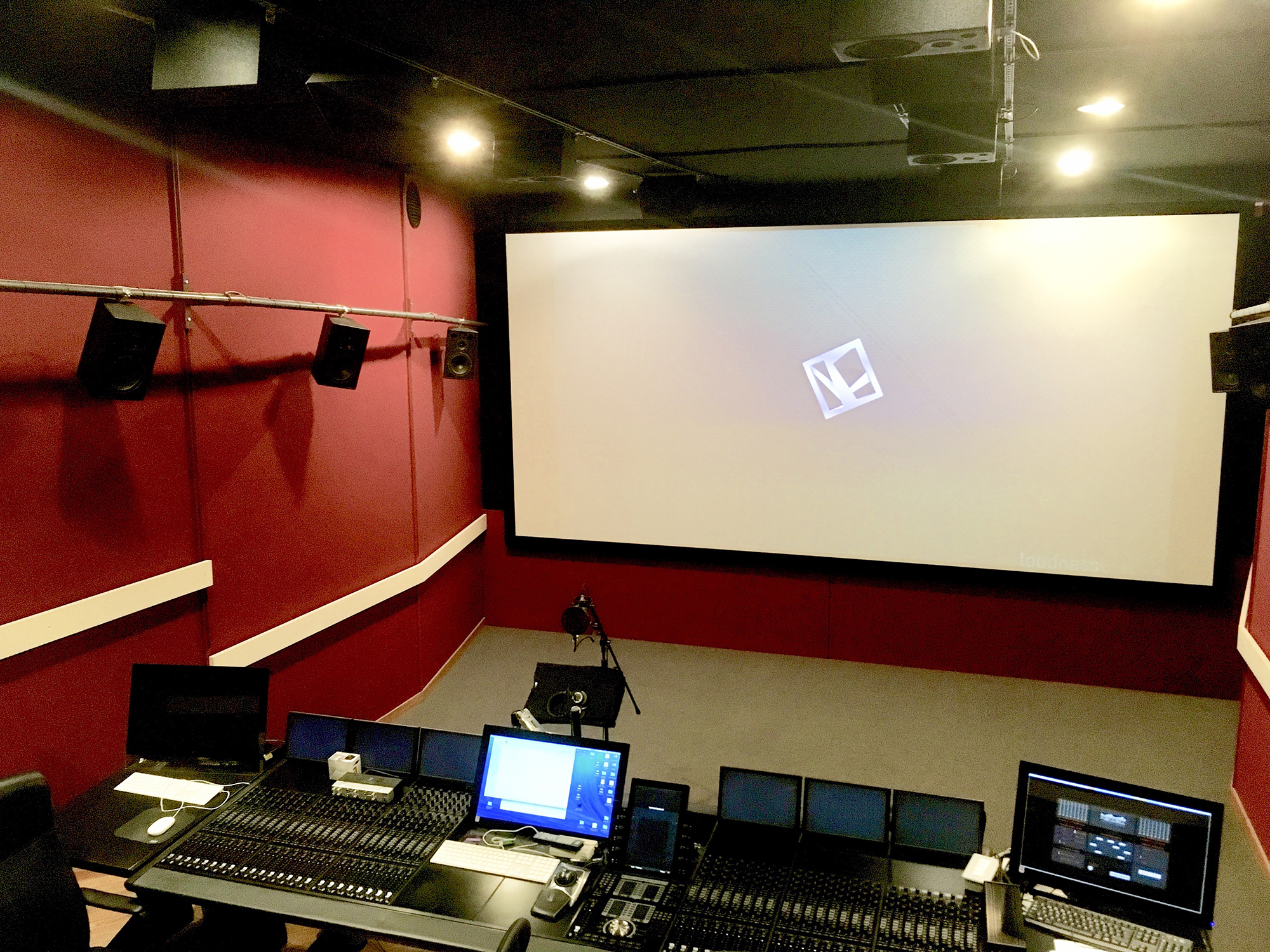 Audio Excellence Home Cinema High End Screen Loudspeakers What Does Your Wiring Cabinet Look Like Avs Forum Theater Understandably Most People Dont Have Access To The Level Of Performance And Detail Experienced In A Post Production Suite