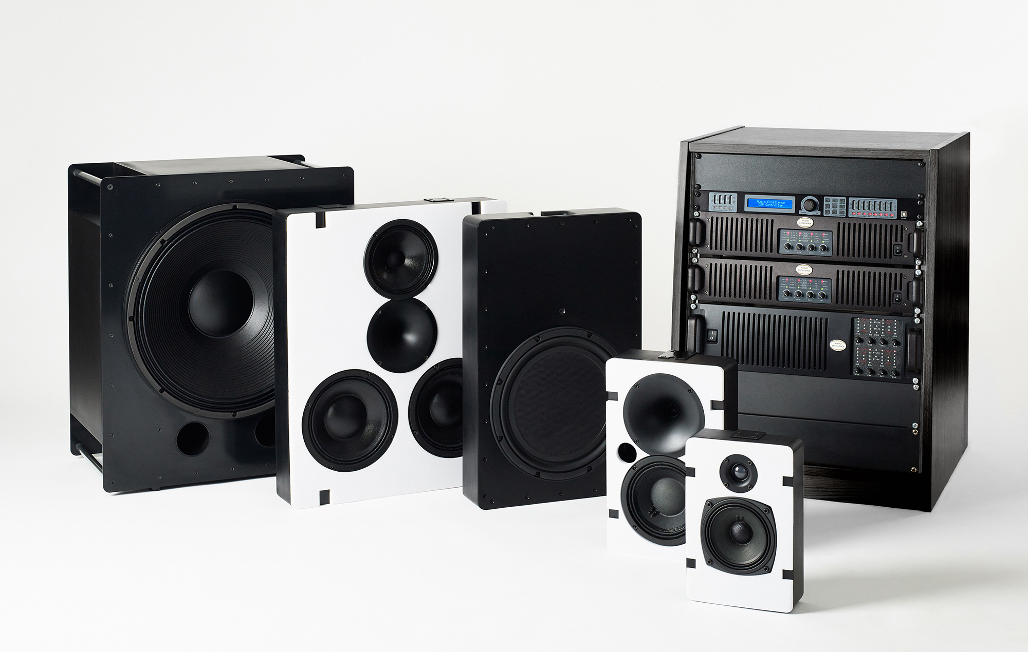 Audio Excellence Home Cinema High End Screen Loudspeakers What Does Your Wiring Cabinet Look Like Avs Forum Theater The Result Is A Theatre Experience That Yields Type Of Superior Dialogue Intelligibility And Bass Management Witnessed Only In Professional